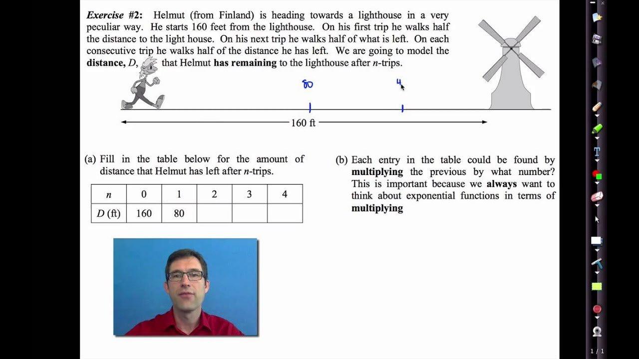 Common Core Algebra I.Unit #6.Lesson #3.Exponential Growth ...