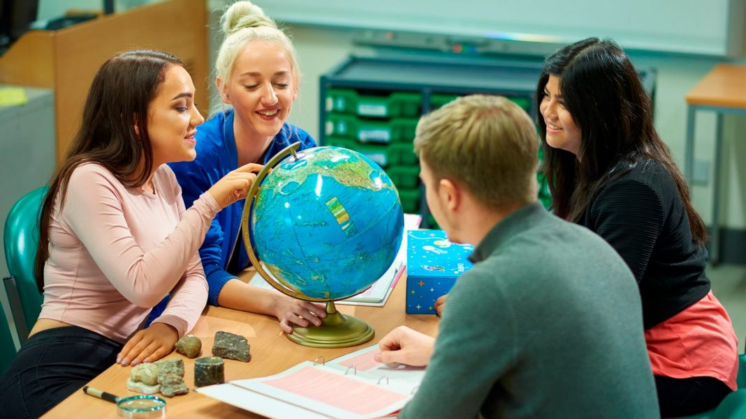 geography subject knowledge enhancement
