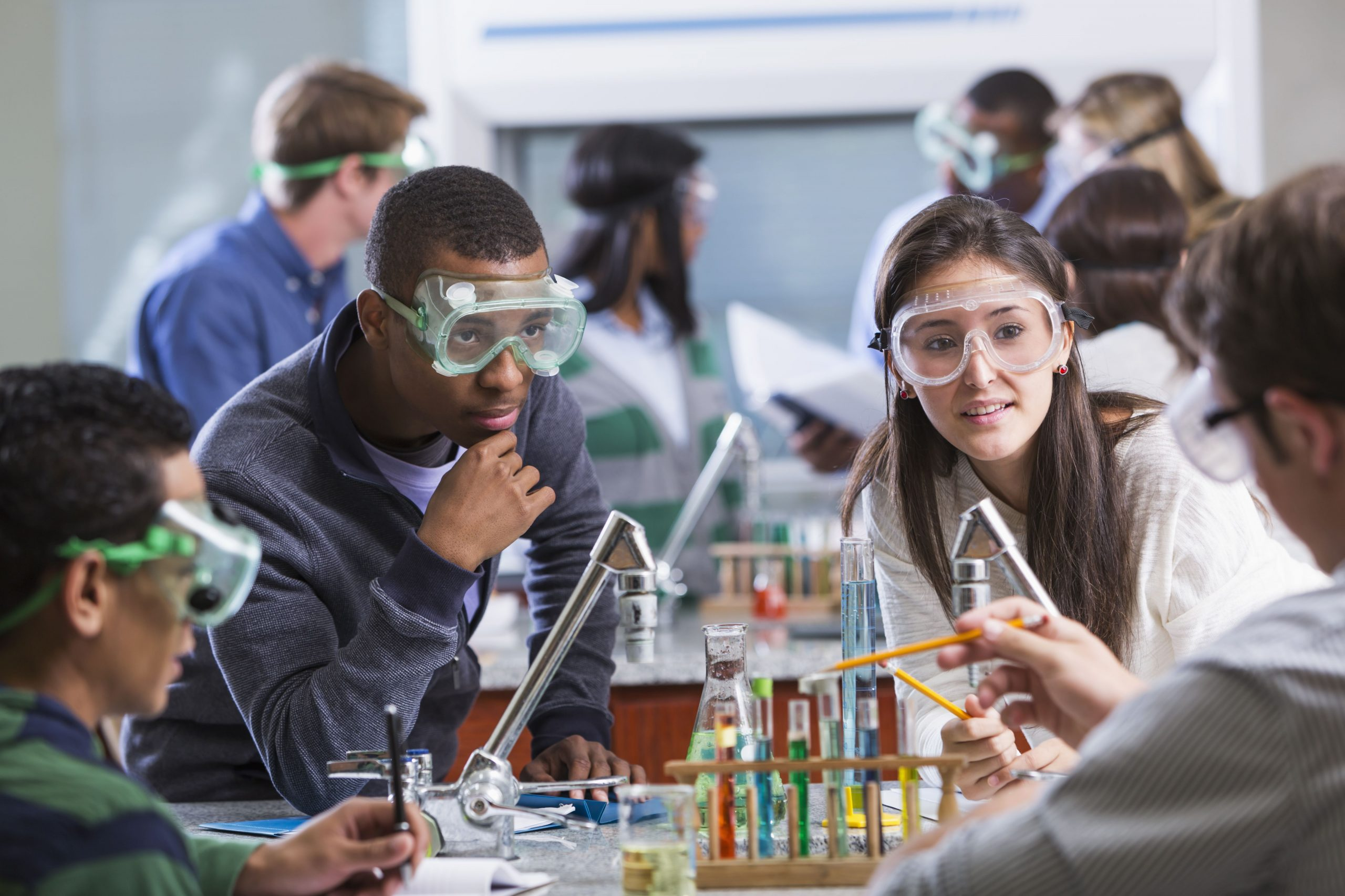 How Much High School Science Do You Need for College?