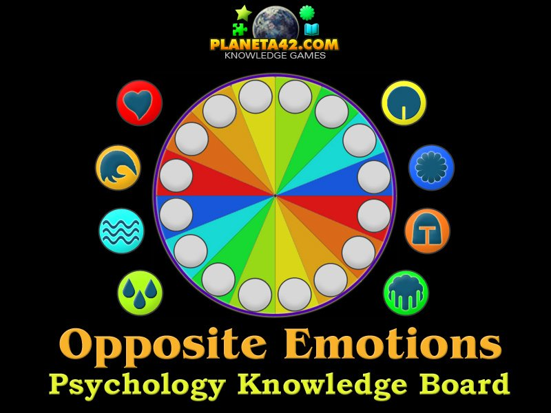 Opposite Emotions