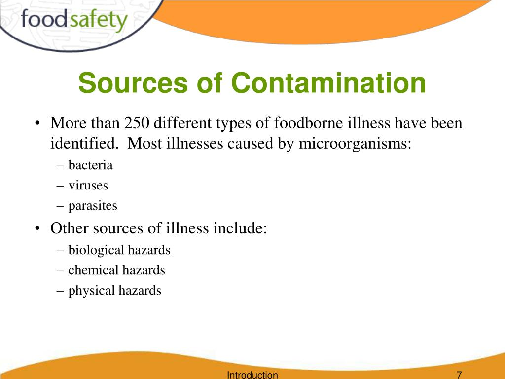 ppt food safety powerpoint presentation id459326