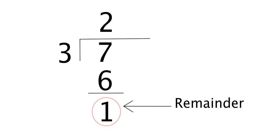 remainder questions cetking